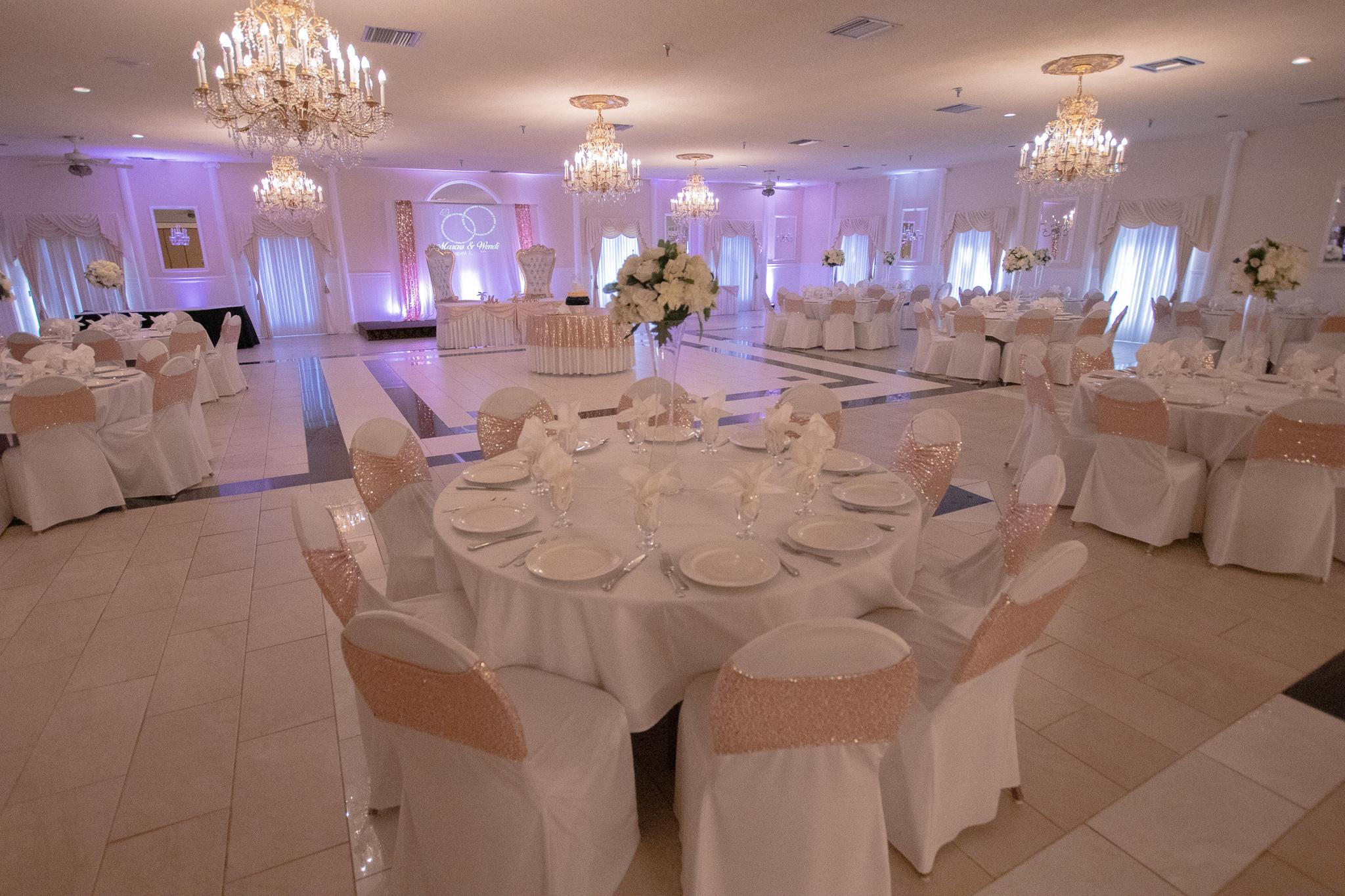 Dream Palace Banquet Hall Wedding Venue Receptions
