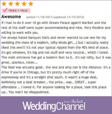 Wedding Channel Review